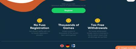 simple casino canada - Casinoorbit