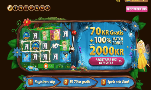 70 kr gratis bonus - casinoorbit.com