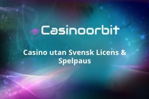 spela utan spelpaus -casinoorbit.com