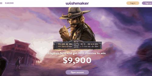 wishmaster start