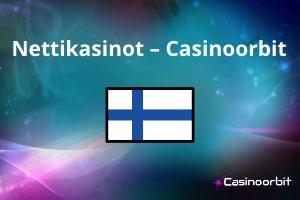 Nettikasinot – Casinoorbit listaa parhaat uudet kasinot